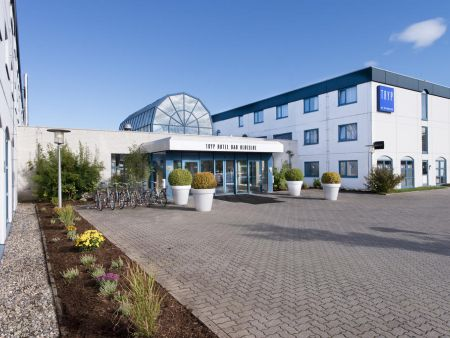 Tryp Oldesloe front