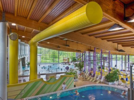 Warmbad Therme innen