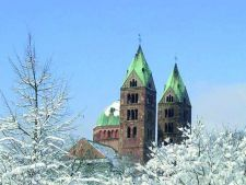 Speyer Dom Winter