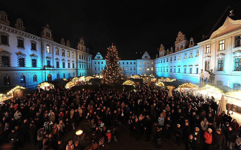 Weihnachtsmarkt Regensburg 2021
